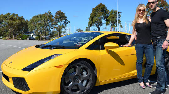 Lamborghini Ride Through the Yarra Valley - 30 Minutes