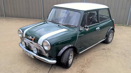 1974 Mini Cooper Full Day Car Hire