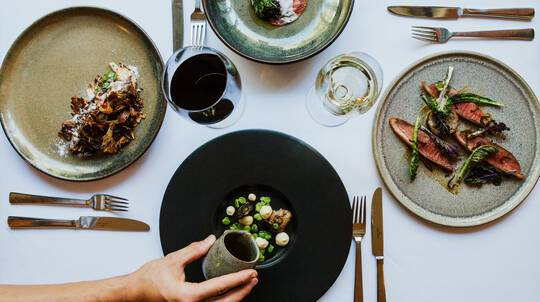 Spicers Clovelly 5 Course Tasting Menu - For 2