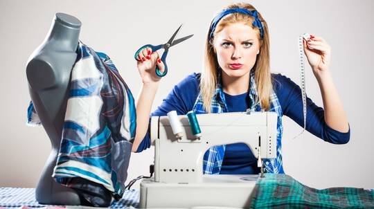 Sewing Class for Beginners - Sydney