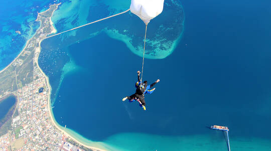 Skydive Over Rockingham - Up To 15,000ft - Weekend - For 2