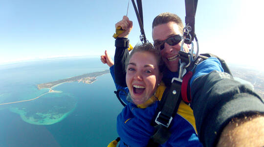 Skydive Over Rockingham - Up To 15,000ft - Weekday - For 2