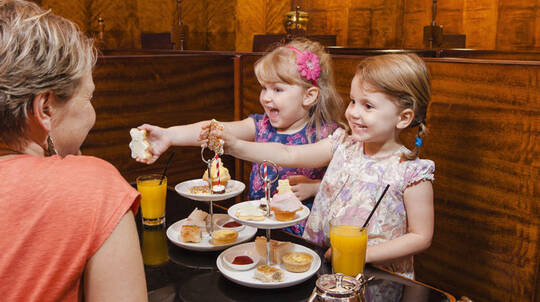 Traditional Family High Tea - For 4