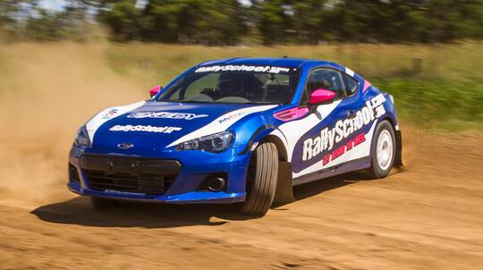 Rally Driving Half Day Experience - Adelaide