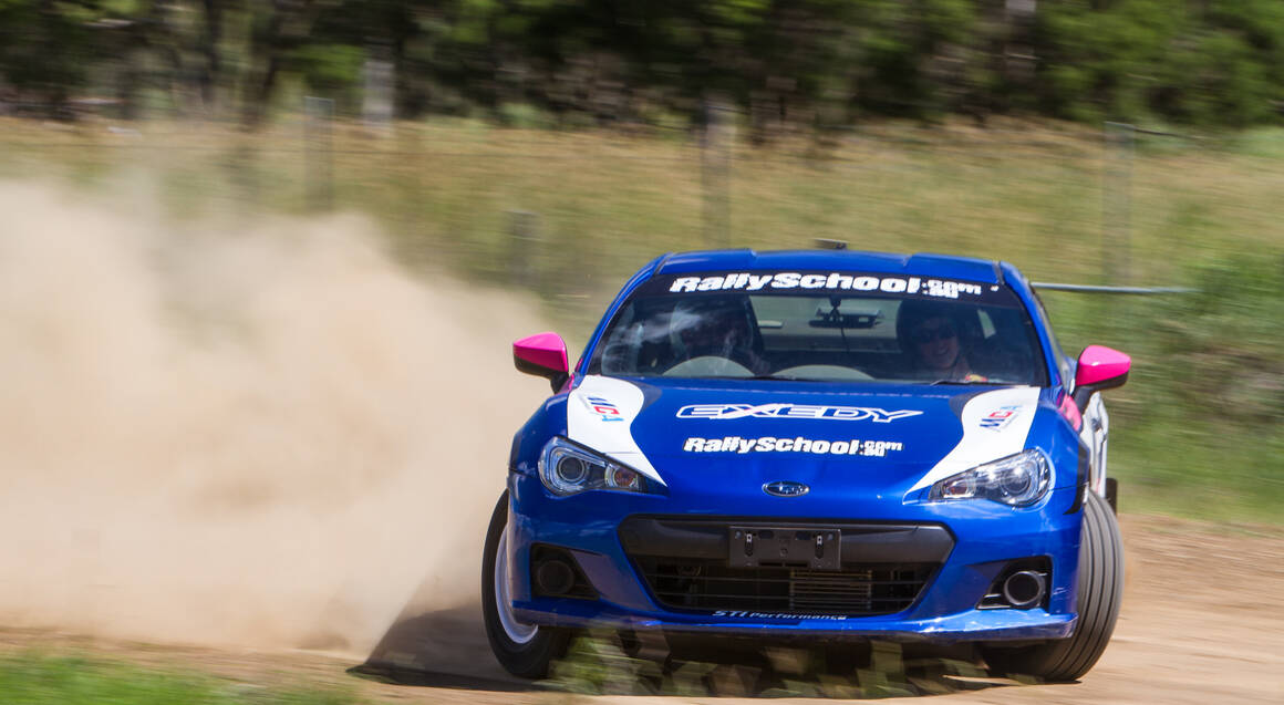 Rally Drive 2 Cars with Hot Lap - 17 Laps - Tailem Bend