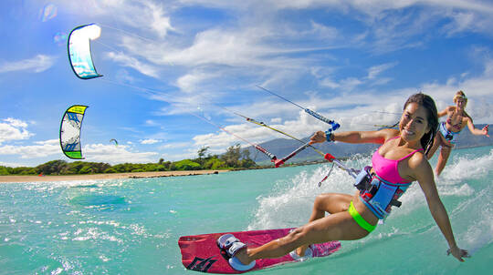 St Kilda Kiteboarding Private Tuition - 2 Hours