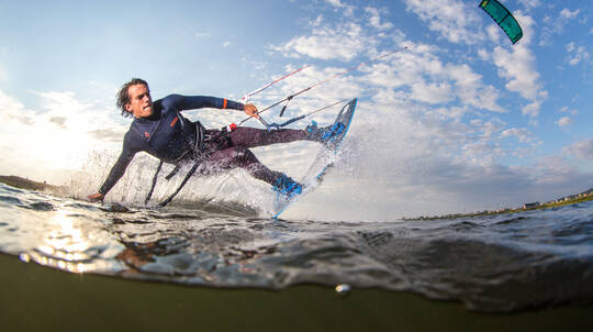 Full Day Kiteboarding Lesson with Lunch and $500 Voucher