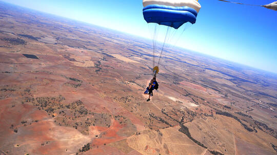 Tandem Skydive Over York - Up To 15,000ft - Weekend