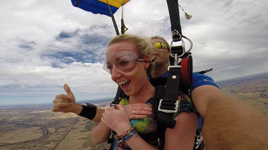 Tandem Skydive Over York - Up To 15,000ft - Weekday