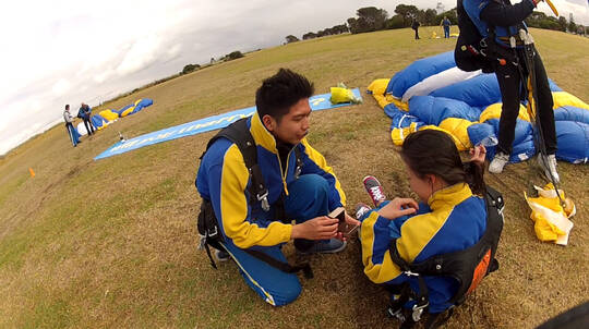 Proposal Package: Skydive For Two - York