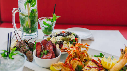 Cocktails and Tapas Dining - For 2
