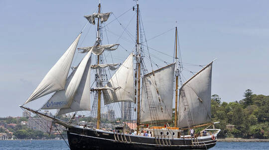 Tall Ship Cruise with Buffet Lunch - Adult