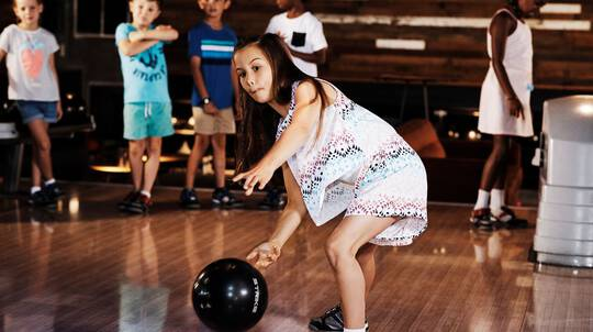 Bowling with Pizza, Chips and Drinks - Family - Brisbane