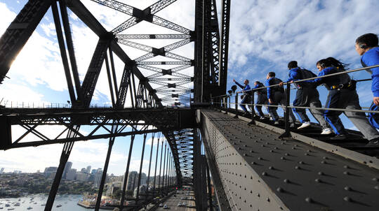 Sydney Harbour Bridge Express Day Climb - Adult