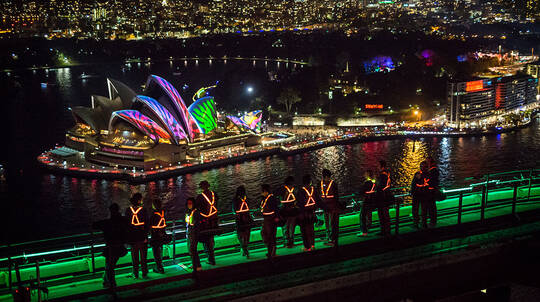 Vivid Sydney Harbour BridgeClimb - Adult