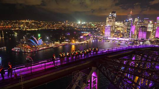 Vivid Sydney Harbour BridgeClimb - Child