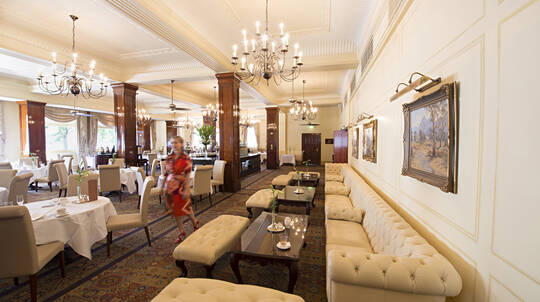 Breakfast at The Hotel Windsor - For 2