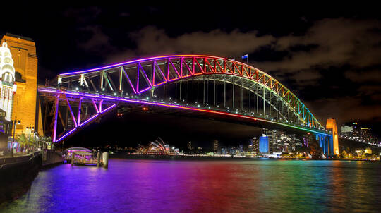 Vivid Sydney Highlights Cruise - Midweek - 2 For 1 - Adult