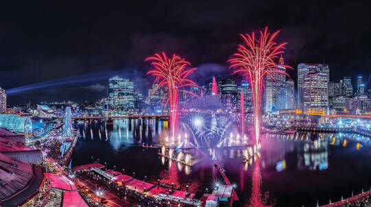 Vivid Sydney Highlights Cruise - Midweek - 2 For 1 - Child