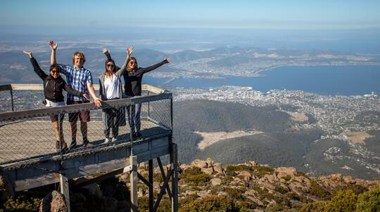Mt Field, Mt Wellington and Bonorong Wildlife Park Tour