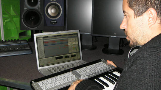 Audio Production Taster Course