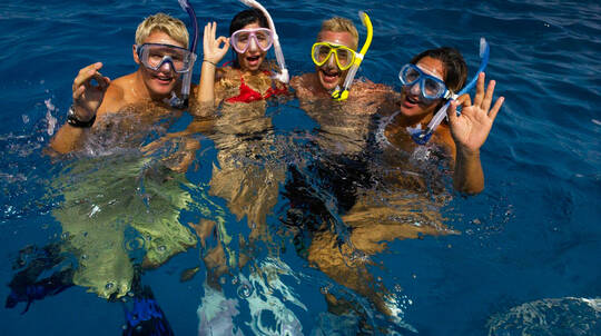 Great Barrier Reef Snorkel with Lunch - Full Day