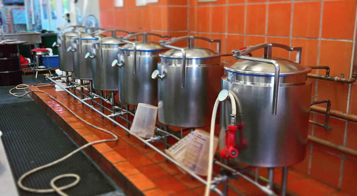 Become a Master Brewer - Brew Your Own Beer - 25 Litres