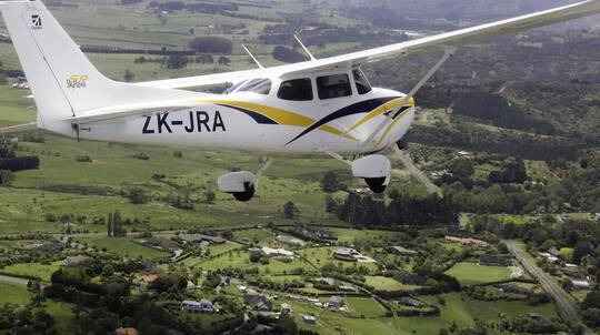 Introductory Trial Flight – One Hour In A Four Seat Aircraft