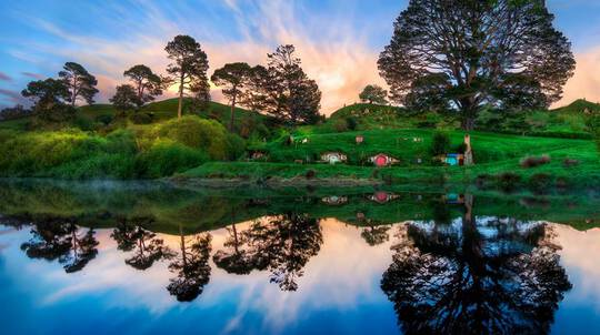 Hobbiton Movie Set Day Tour Departing Auckland