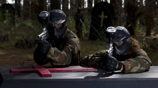 Paintball Experience with 200 Paintballs - For 10