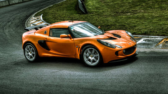 Lotus Exige Hot Laps - Hampton Downs