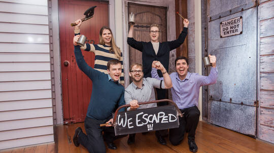 Beat the Clock Escape Room Experience - For 2