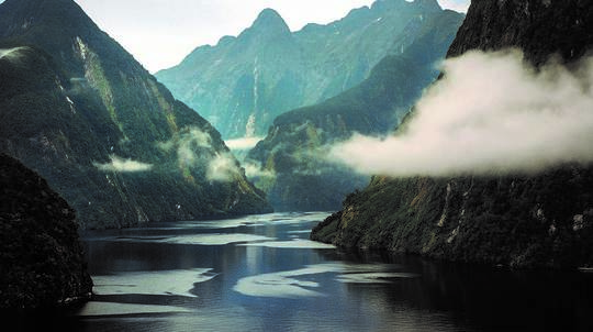 Doubtful Sounds Scenic Helicopter Flight - 50 mins