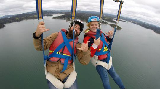 Parasailing Tandem Flight - For 2