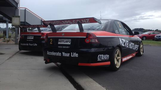 Holden V8 Race Experience - Palmerston North