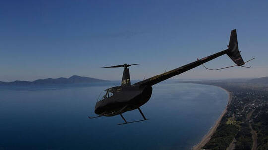 Kapiti Coast Scenic Helicopter Flight - 12 Mins - For 3
