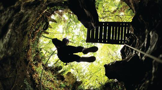 Black Abyss Ultimate Waitomo Caves Adventure