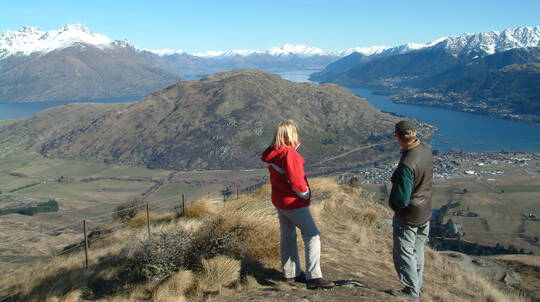 Lord of the Rings 4WD Safari Tour to Wakatipu Basin