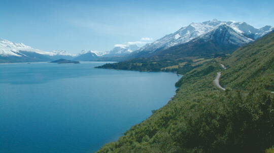 Lord of the Rings Safari Adventure to Glenorchy