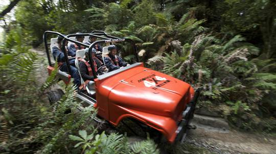 Monster 4X4 Thrill Ride - 10 Minutes