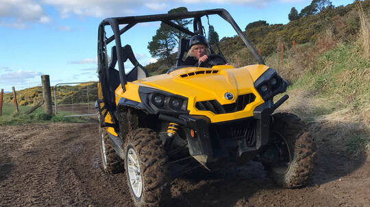 4X4 Self Drive Buggy Tour - 60 Mins - For 2
