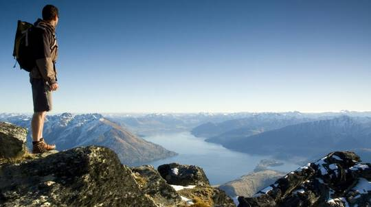 Guided Remarkables Alpine Walk - Full Day