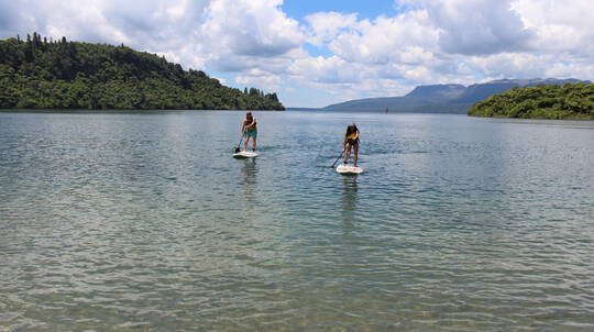 Guided Jetboard Adventure Tour