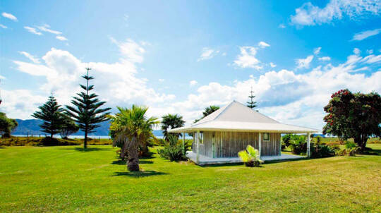 Overnight Chalet Getaway on Slipper Island - Weekday - For 2