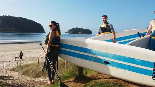 Private Stand Up Paddleboarding Lesson