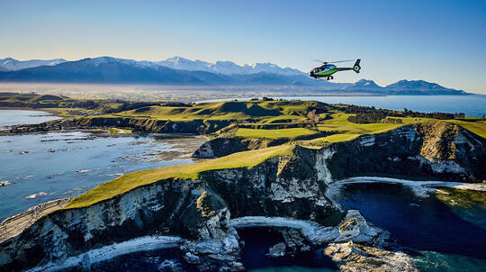 Whale Watching Explorer Helicopter Flight - 30 Mins