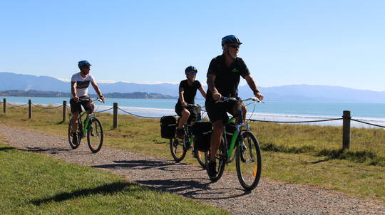 Self Guided Coastal Cycle Tour - 2 Nights