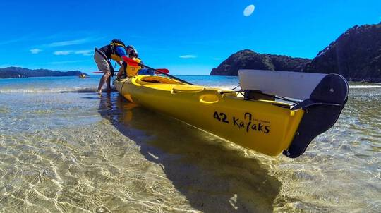 Paddle and Pedal Kayak and Mountain Bike Adventure