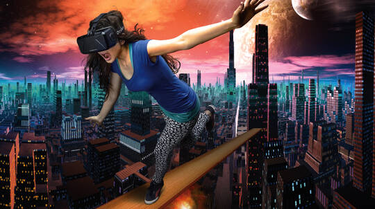 Virtual Reality Experience - 110 Minutes