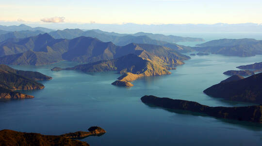 Four Day Guided Walk of the Queen Charlotte Track